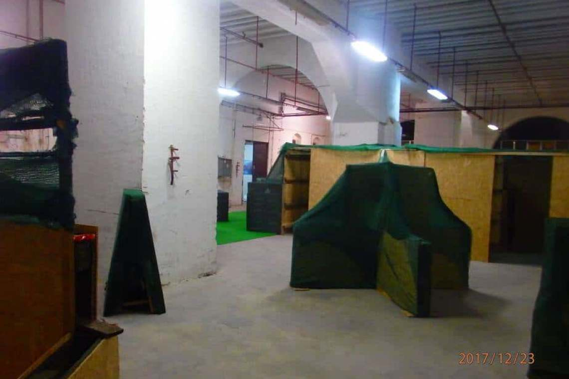 paintball arena palya 2